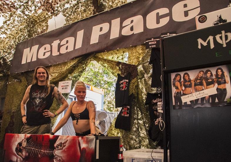 Metal Place - Wacken 2018