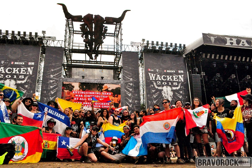 I Was There Tour - Wacken 2018