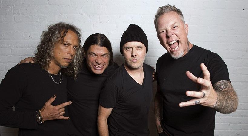 Metallica tocará en España