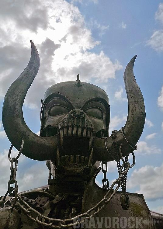 Snaggletooth - Motörhead Wacken