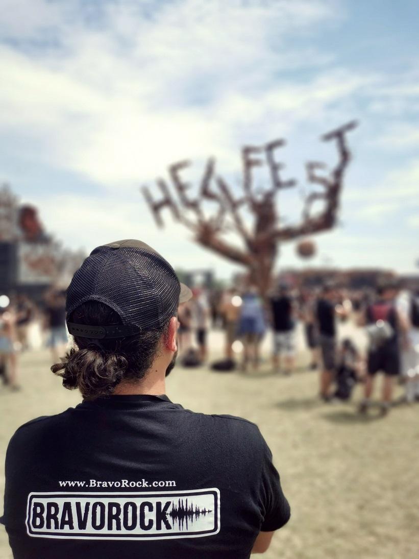 Logo BravoRock.com - Hellfest 2019