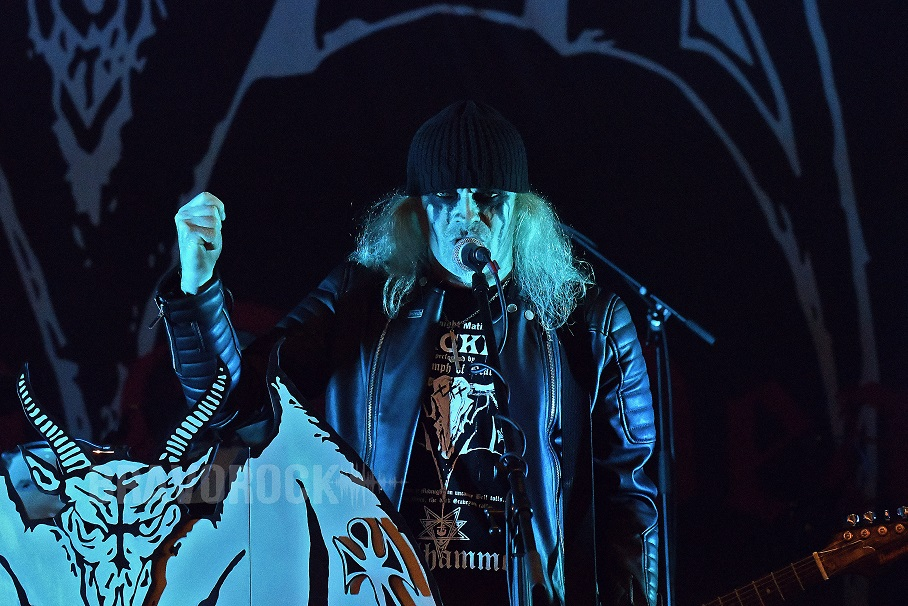 Hellhammer - Wacken 2019