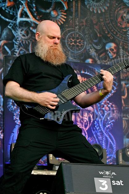 Meshuggah Wacken 2019