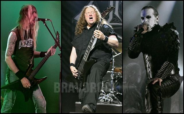 Grave - Unleashed - Dark Funeral - Wacken 2019