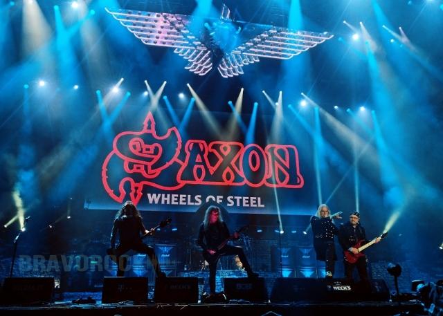 Saxon Wacken 2019